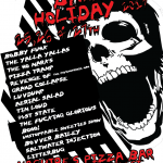 Punk Rock Pizza Bank Holiday